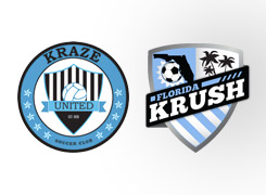 The Heat is On – Another Kraze/Krush Double-Header!
